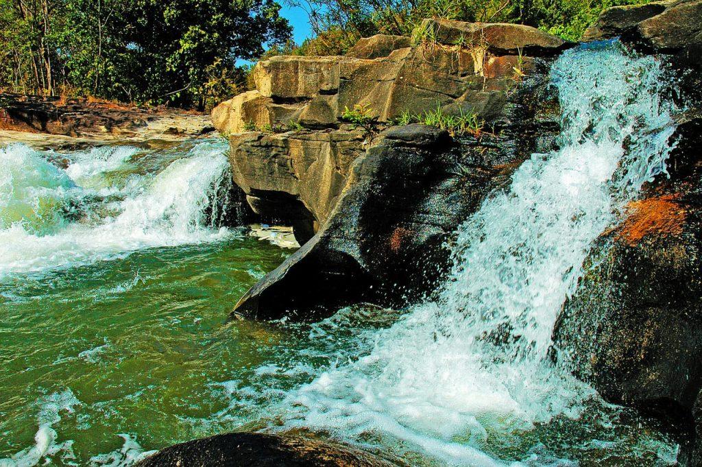 Algunas de las cascadas del Parque Nacional Doi Inthanon te dejarán boquiabierto.