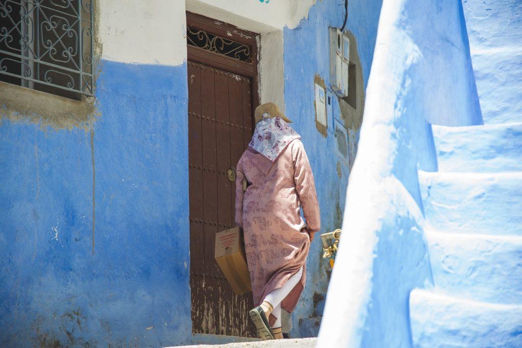 Chaouen es la ciudad azul de Marruecos, un lugar lleno de encantos que te atrapará.