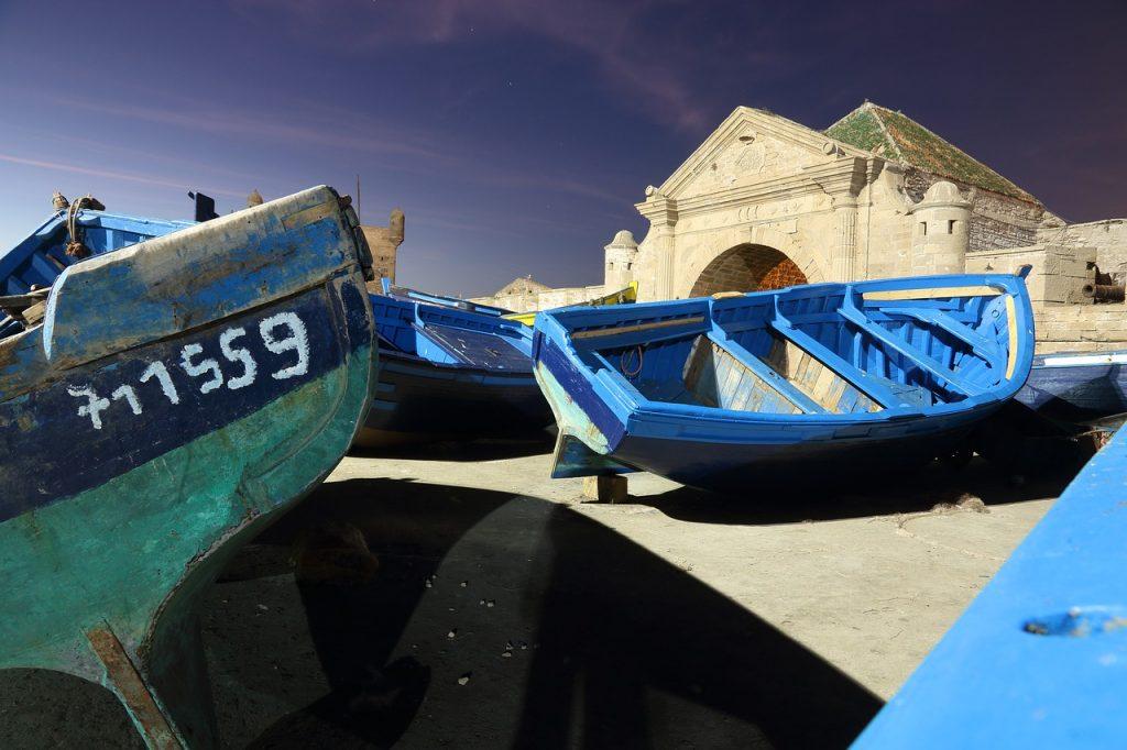 Essaouira es un destino maravilloso para quien busca calma, brisa marina y algo de historia militar.