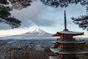 Solo con el mejor seguro para viajar a Japón tendrás la tranquilidad para disfrutar del viaje.